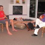 Bruce Huebner & George Quirin 8-31-2013